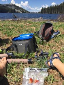 hike and fish