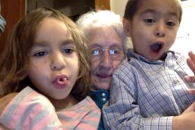 grandma love
